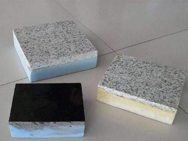 大理石石材装饰一体板