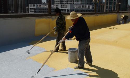 屋面喷涂聚氨酯